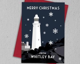Whitley Bay Christmas Card
