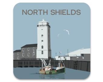 North Shields Coaster