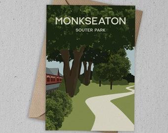 Monkseaton Art Card