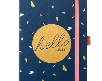 A6 To Do Diary 2022