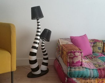 Tim's floor lamp