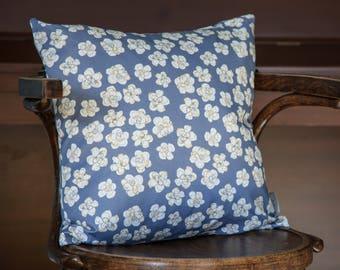 Veren Kussen 18 : Cornflower blue etsy nl