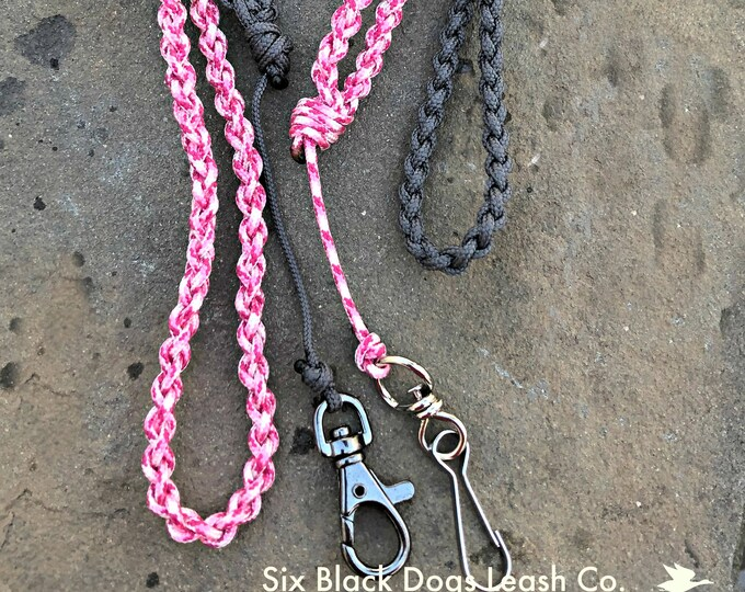 Sheepdog Whistle Lanyard - Braided