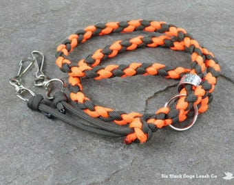 Double Swivel Snap Whistle Lanyard