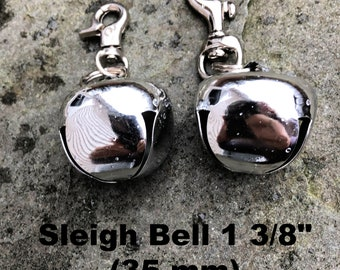 Dog Bell Sleigh Bell Hiking/Wandering/Walking/Senior/Small/Medium/Large Dog
