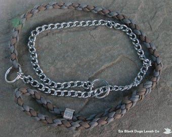 Combination Slip/Chain Lead