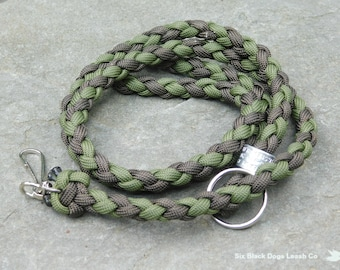 Single Swivel Snap Whistle Lanyard