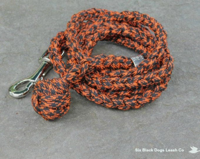 4 Foot Monkey's Fist Snap Bolt Leash