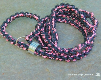 3 Foot Paracord Slip Lead - Light Weight