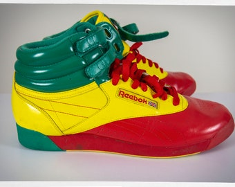 Electrónico Salto Finito  90s reebok sneakers | Etsy