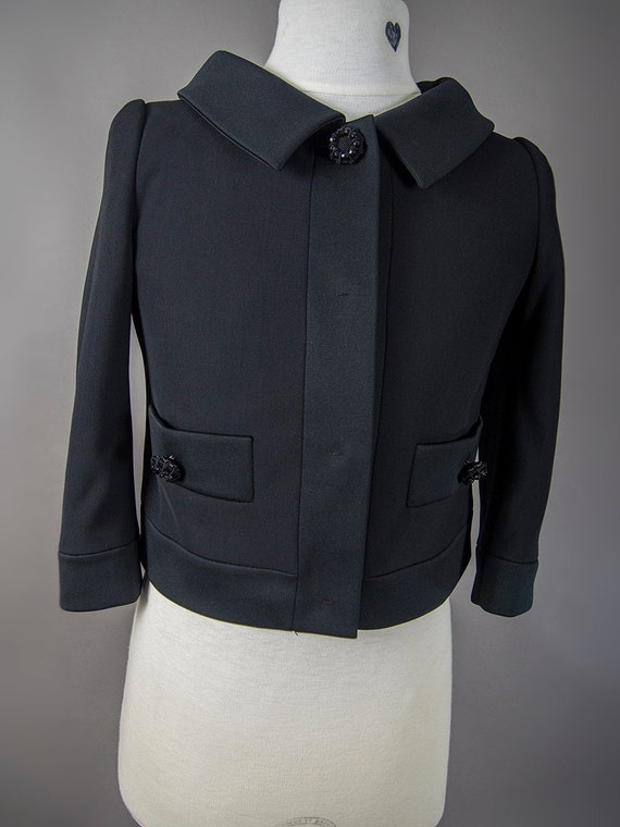 """Vintage 90s Jacket,90s  MOSCHINO Jacket, """"Jackie … - image 5"""