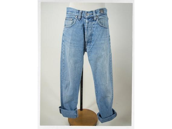 Retro 90s VERSACE Jeans, 90s Designer Jeans, Retro