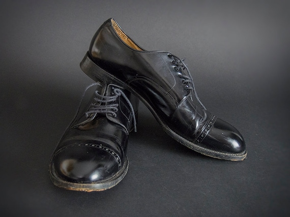 "Vintage 90s Shoes, Retro ""PAUL SMITH"" Shoes, 50s S"