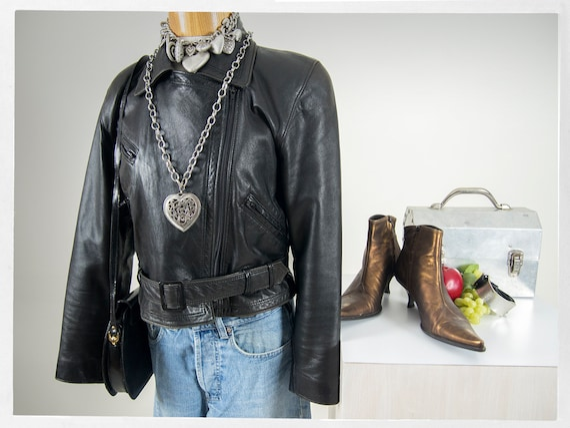 Vintage 90s Bootie, Retro Ankle Boots, Retro 90s … - image 2