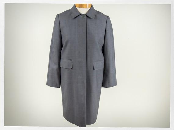 Retro Style Overcoat, Mens Style Overcoat, Mod Ove