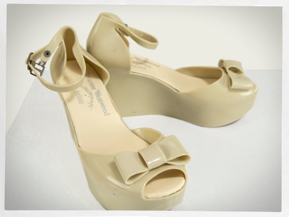 Vintage Style Shoes, VIVIENNE WESTWOOD Shoes, Retr