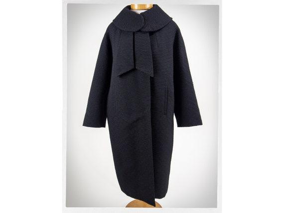 Vintage 50s Coat, 50s Statement Coat, Vintage 60s