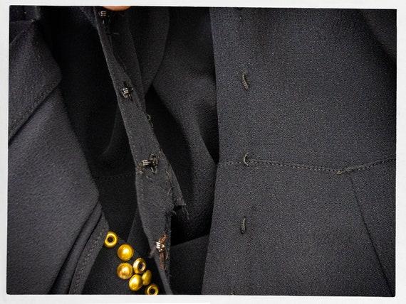 Vintage 40s Dress, 40s Dress, Vintage Fashion, 40… - image 9