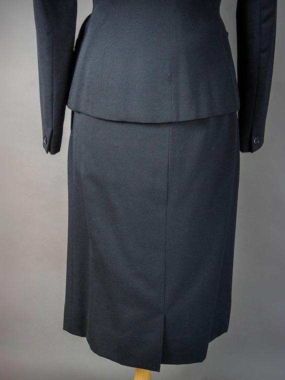 Vintage 40s Suit, Vintage 40s Fitted Suit, Fantas… - image 10