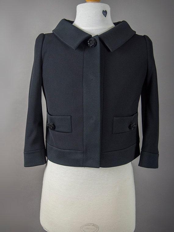 """Vintage 90s Jacket,90s  MOSCHINO Jacket, """"Jackie … - image 2"""