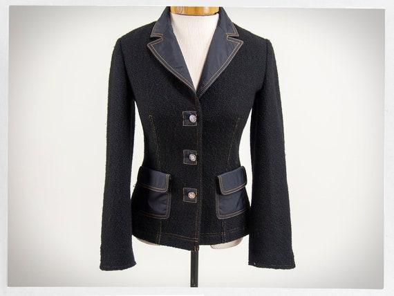 "Vintage 90s Jacket,90s  KENZO Jacket, ""Jackie O"" J"