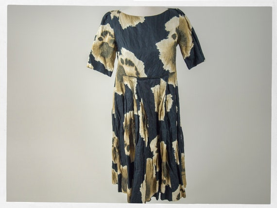 Vintage 90's CACHAREL Dress, Stunning Designer Dre