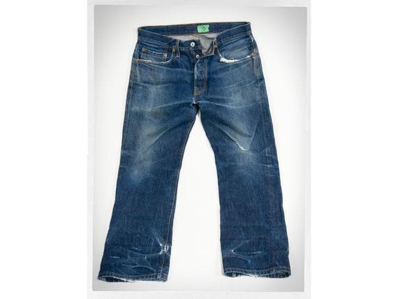 Retro LEVIS Jeans, Retro Grunge Jeans, 501XX Alife