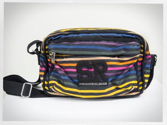 Retro Crossbody Bag, SONIA RYKIEL paris, Vintage F