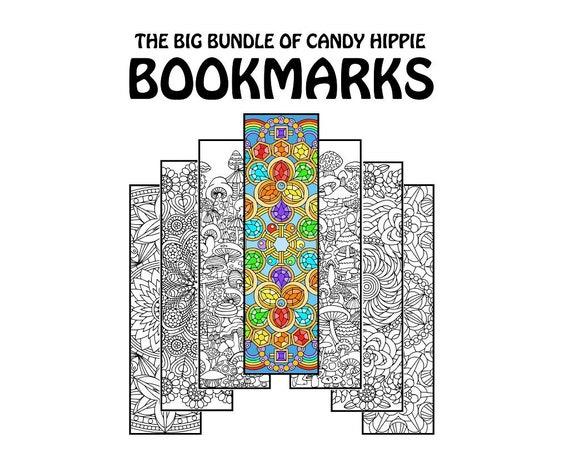 Colorear marcadores para colorear libro paquete 15 páginas   Etsy
