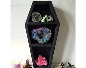 Coffin Shelf