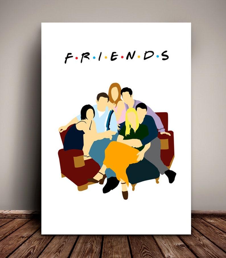 14830c5e1ec1 Przyjaciele     Central Perk Coffee Shop     minimalistyczny