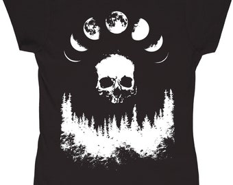 Moon T-Shirt for woman