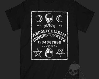 Black T-Shirt Ouija