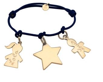 Personalized women bracelet