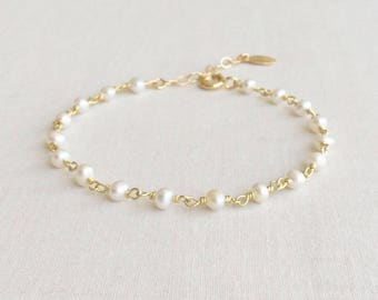 Getting the Perfect Pearl Bracelets