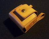 Tape Measure Holster - Tough British Leather