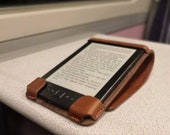 Kindle Paperwhite Case - made from British cowhide Leather - vertical flap