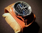 Lorus Watch with Oak Bark Tanned Leather watch strap - READY TO POST