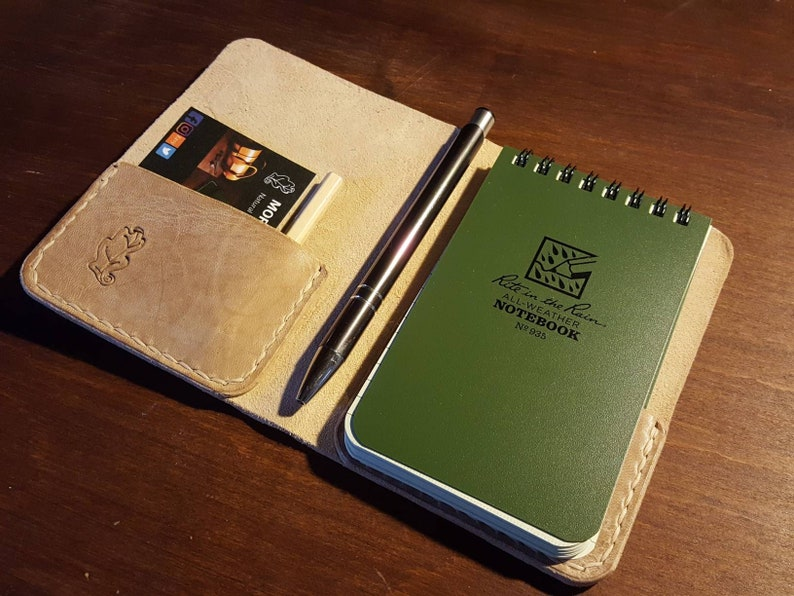 Small Rite in the Rain Notepad book with pocket  British image 0