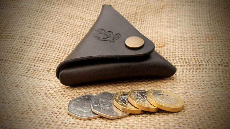 The Uncle Reg Coin Purse READY TO POST image 0