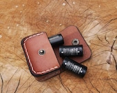Battery pouch for vaping and torches