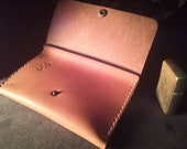 Leather Tobacco Pouch READY TO POST