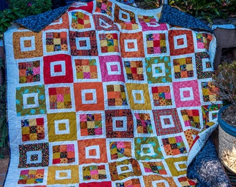 ON SALE - Carnival Quilt