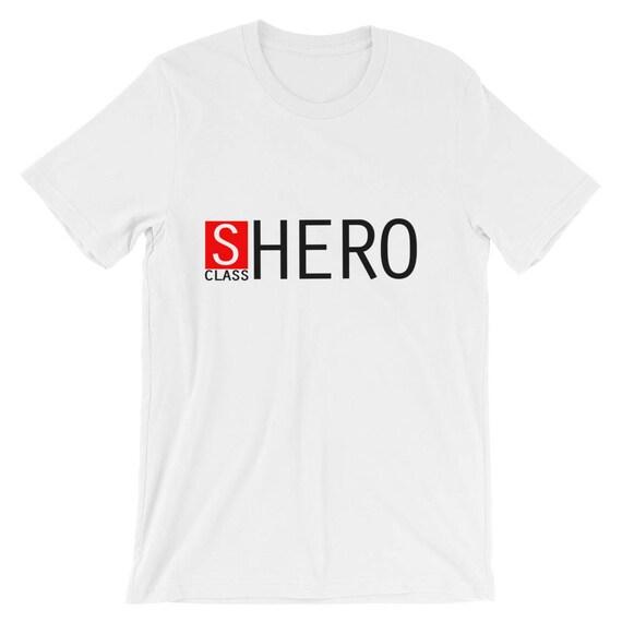 Short-Sleeve Unisex T-Shirt/ genos/ one punch man/ tshirt/ funny/ tee/  anime/ saitama/ S class hero/