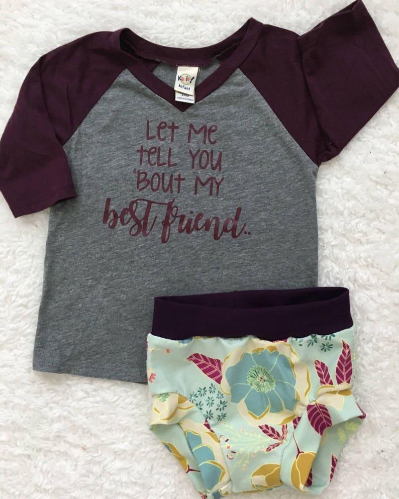433dd01da Best Friend Kids Tees Best Friends Raglan Toddler Baby | Etsy