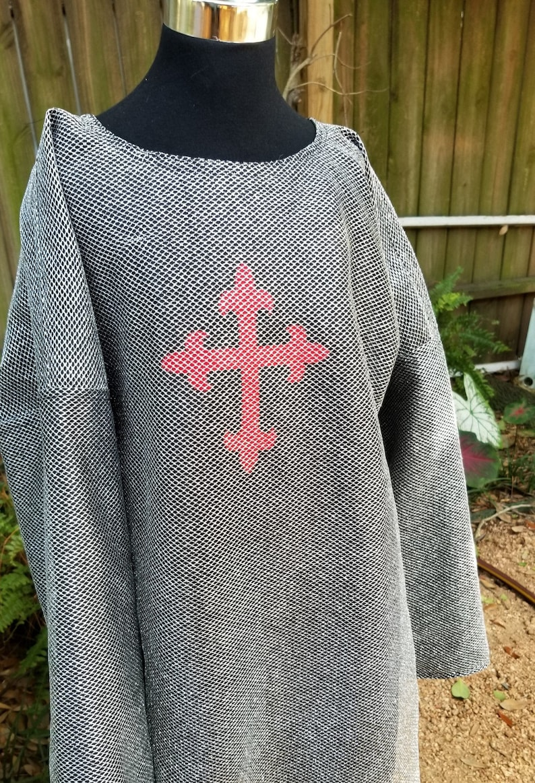 Kids Faux Chainmail Shirt