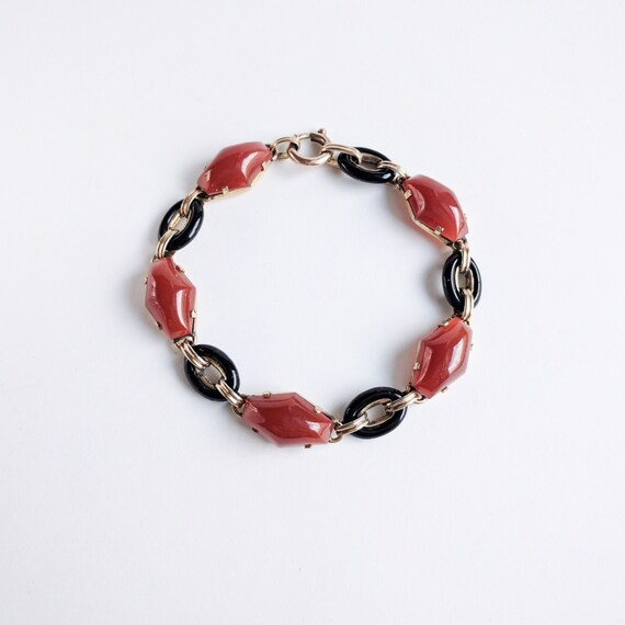 Geometric 1920s Art Deco Bracelet