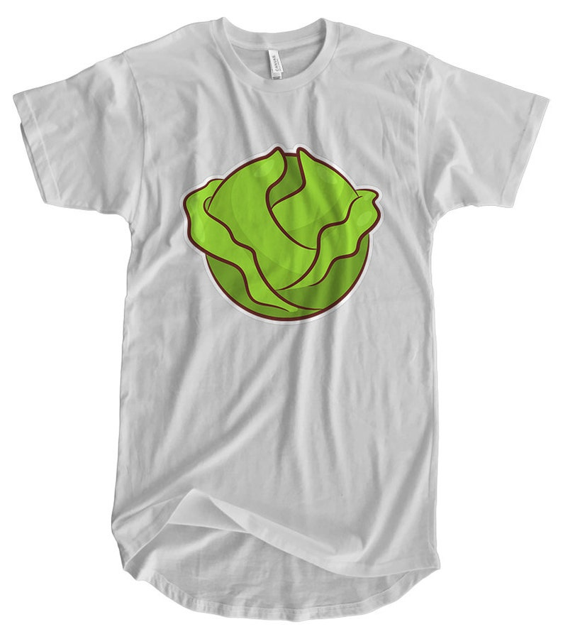 Leek Iron On T-Shirt Transfer Print Vegetables