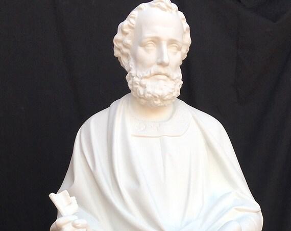 "St. Paul the Apostle 65"" Fiberglass Statue (SALE)"