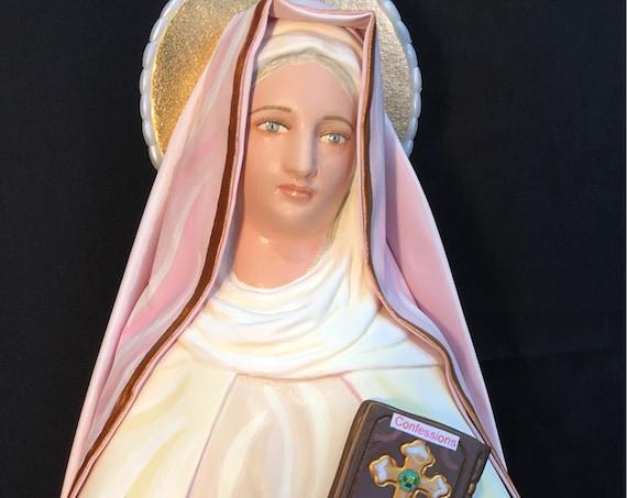 "St. Monica 18"" Catholic Christian Religious Saint Statues Catholic Christian Religious Saints Statue"
